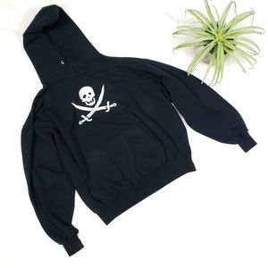 Other - Pirate Skull & Crossbones Hoodie